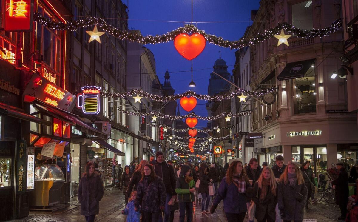 Αποτέλεσμα εικόνας για χριστουγεννα στη δανια